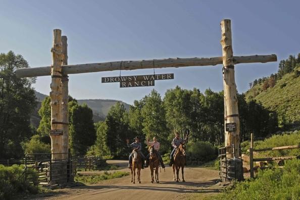 Drowsy Water Ranch, Granby, Colorado