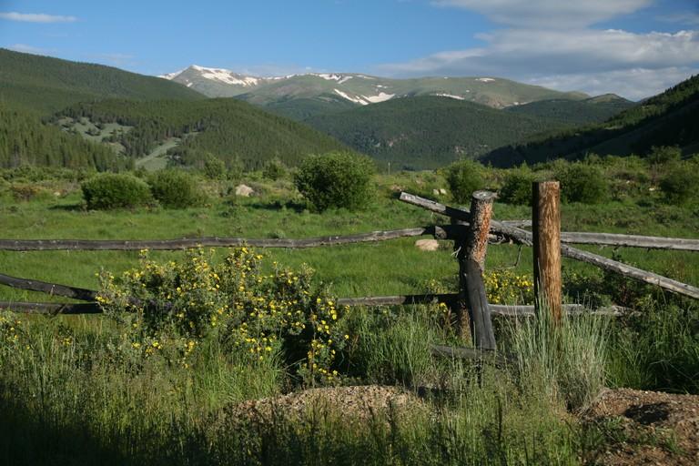 Tumbling River Ranch, Grant, Colorado