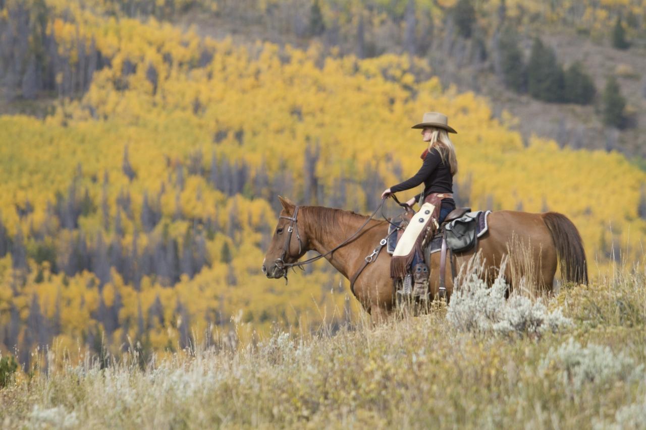 Horseback-Riding-at-CLazyU-Ranch