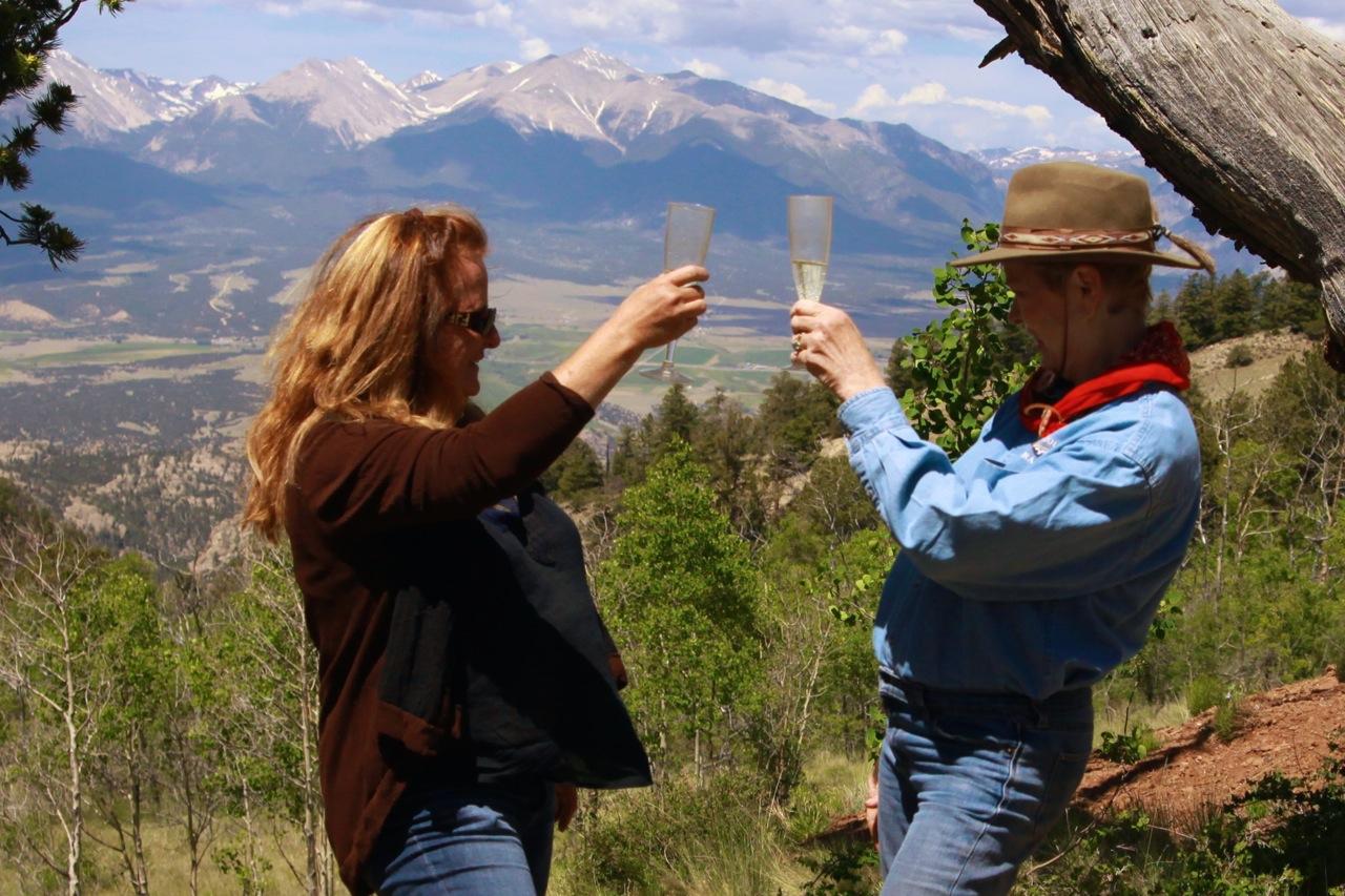 Elk Mountain Ranch, Brunch Ride