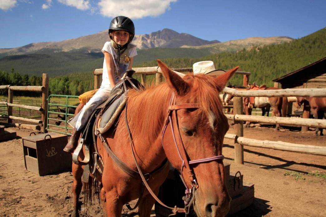 Why Disney Lovers LOVE Colorado Dude Ranches | Colorado Ranch