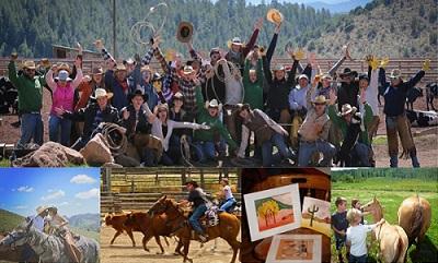 Specialty Weeks & Ranch Events, Colorado Dude & Guest Ranch